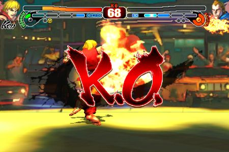 Reviewed Iphone Street Fighter Iv R Age R Age