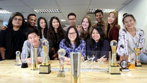 Kajai R.AGE Wan Ifra Journalism Documentaries Digital Media Awards