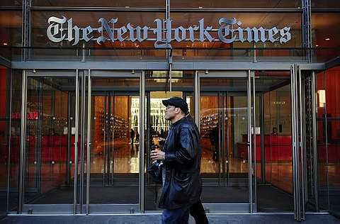 The New York Times will start charging for their online content.