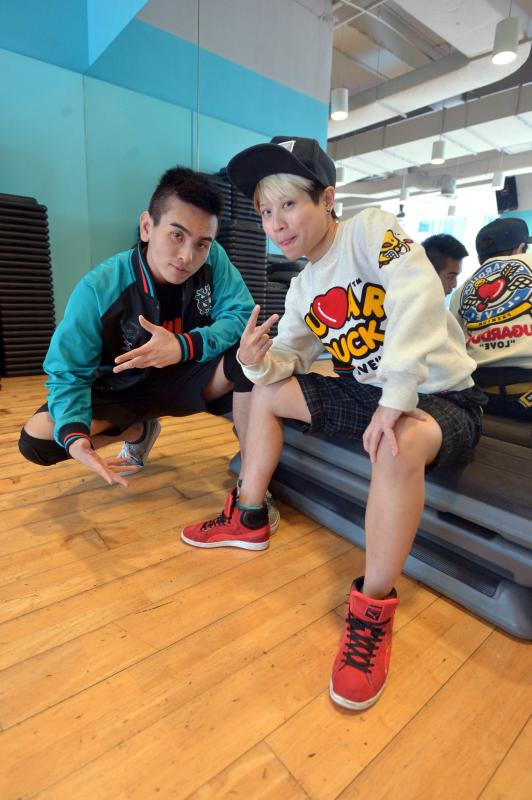 Alex Tan (left) and Nikki Cheang are both former Astro Battleground champions, participating in this year's solo competition format.