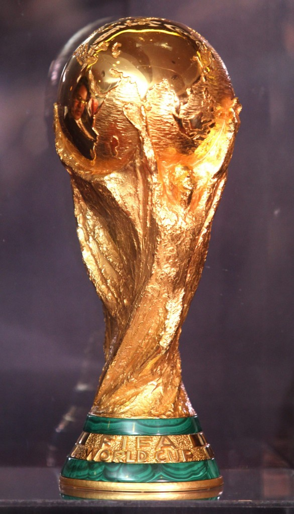 FIFA World Cup arrived in Malaysia.