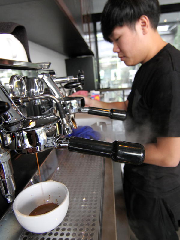 How a barista prepares a cup of coffee is crucial to getting the most out of the beans.