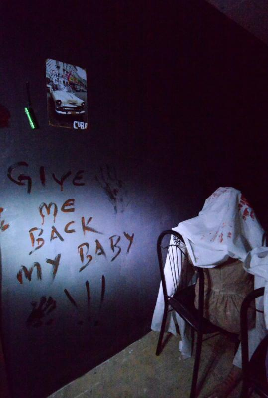 Escape Dungeon in Subang Jaya, Selangor, has created some really spooky room with their clever designs.