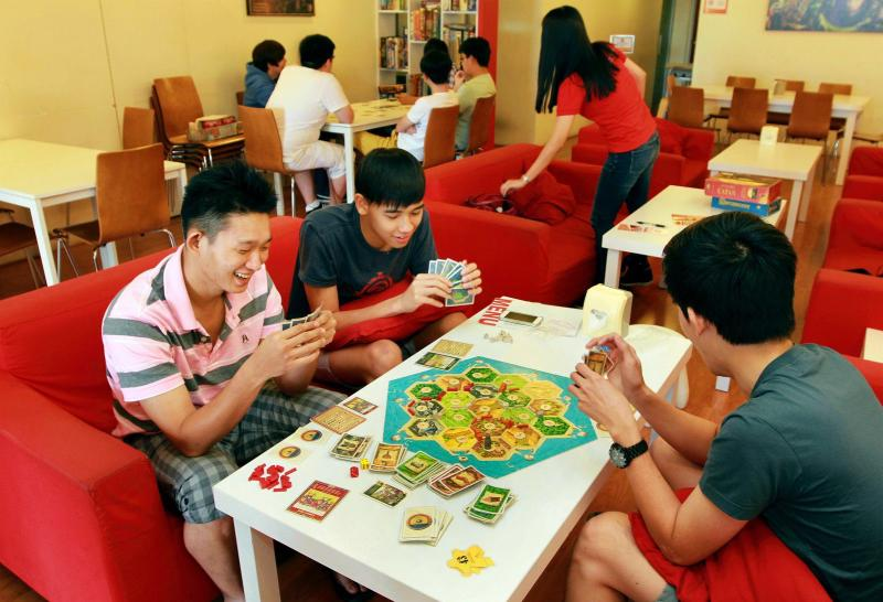 Meeples is the leading host for board game tournaments in Malaysia.