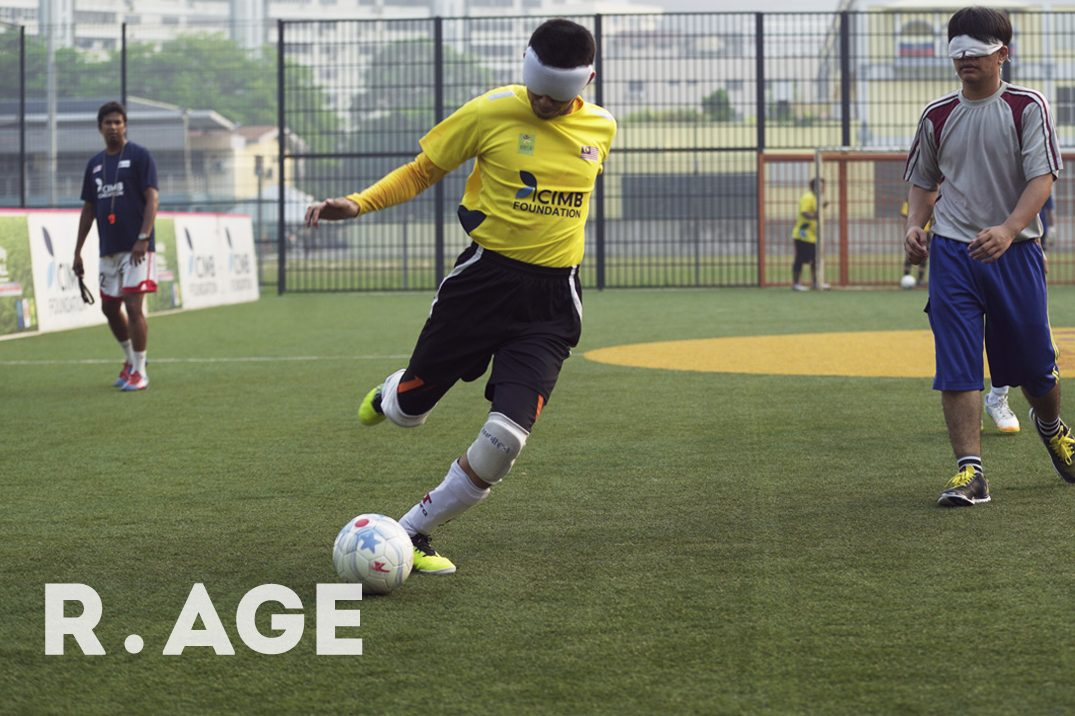 Blind Football World Cup Sports Paralympics