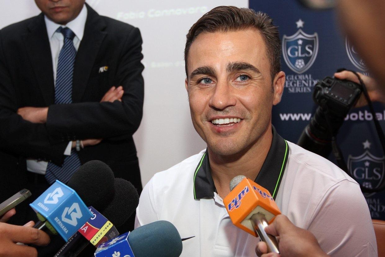 Asia is the future of football – Fabio Cannavaro R AGE