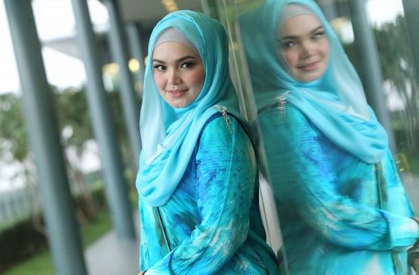 Siti Nurhaliza, Interview, SimplySiti