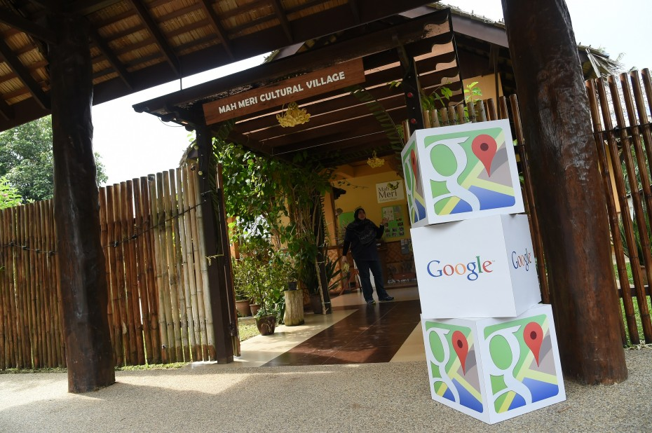 We were directed to the Mah Meri Cultural Village, about an hour drive from the city centre, where we had to race against time to complete our tasks with Google apps. And it wasn't easy.