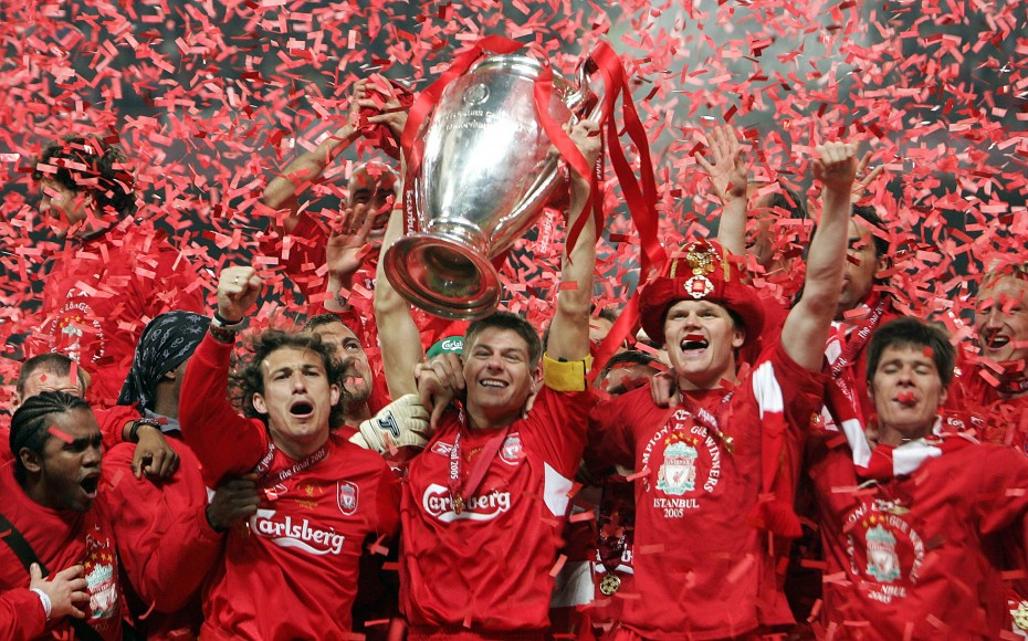 Despite narrowly missing out on his first Premier League title last season, Gerrard has had a hugely successful career, the highlight of which would inspiring Liverpool to victory in the 2005 Champions League final. He remains determined to win one last trophy with Liverpool.