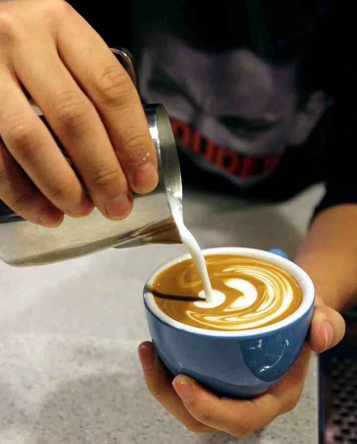 Sprezza Barista coffee