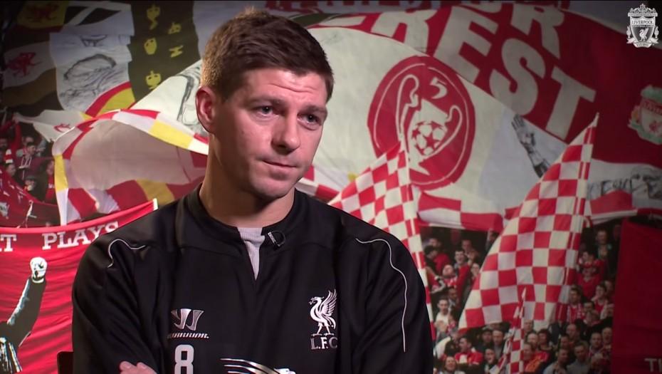 Steven Gerrard, Liverpool, Retirement, Interview