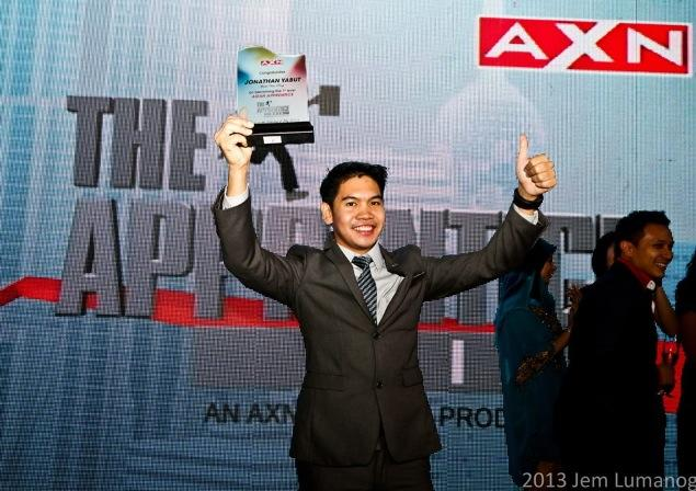 At 27 years old, Yabut was the youngest male contestant in the competition. In the final round, he beat Singaporean Andrea Loh, 25, to be the winner of the reality television show.
