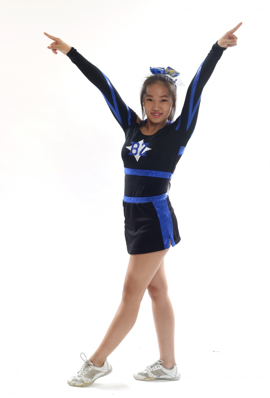 Seventeen-year-old Yoyo will be sitting for her SPM examinations at the end of this  year. Nevertheless, cheerleading is still a big part of her life.