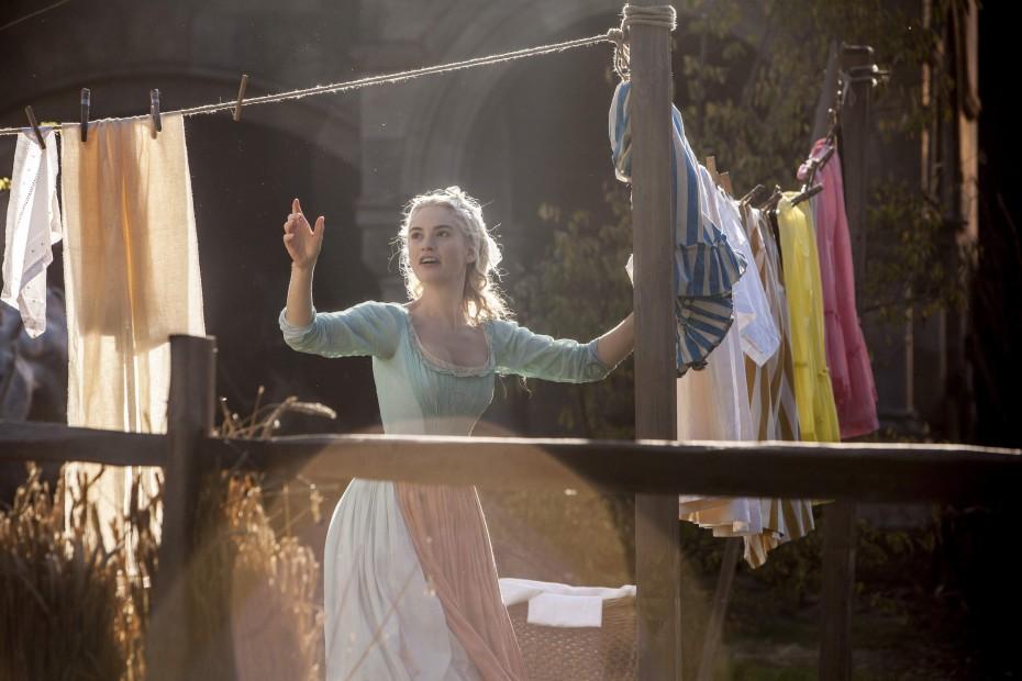 Lily James, Cinderella, Fairy tales