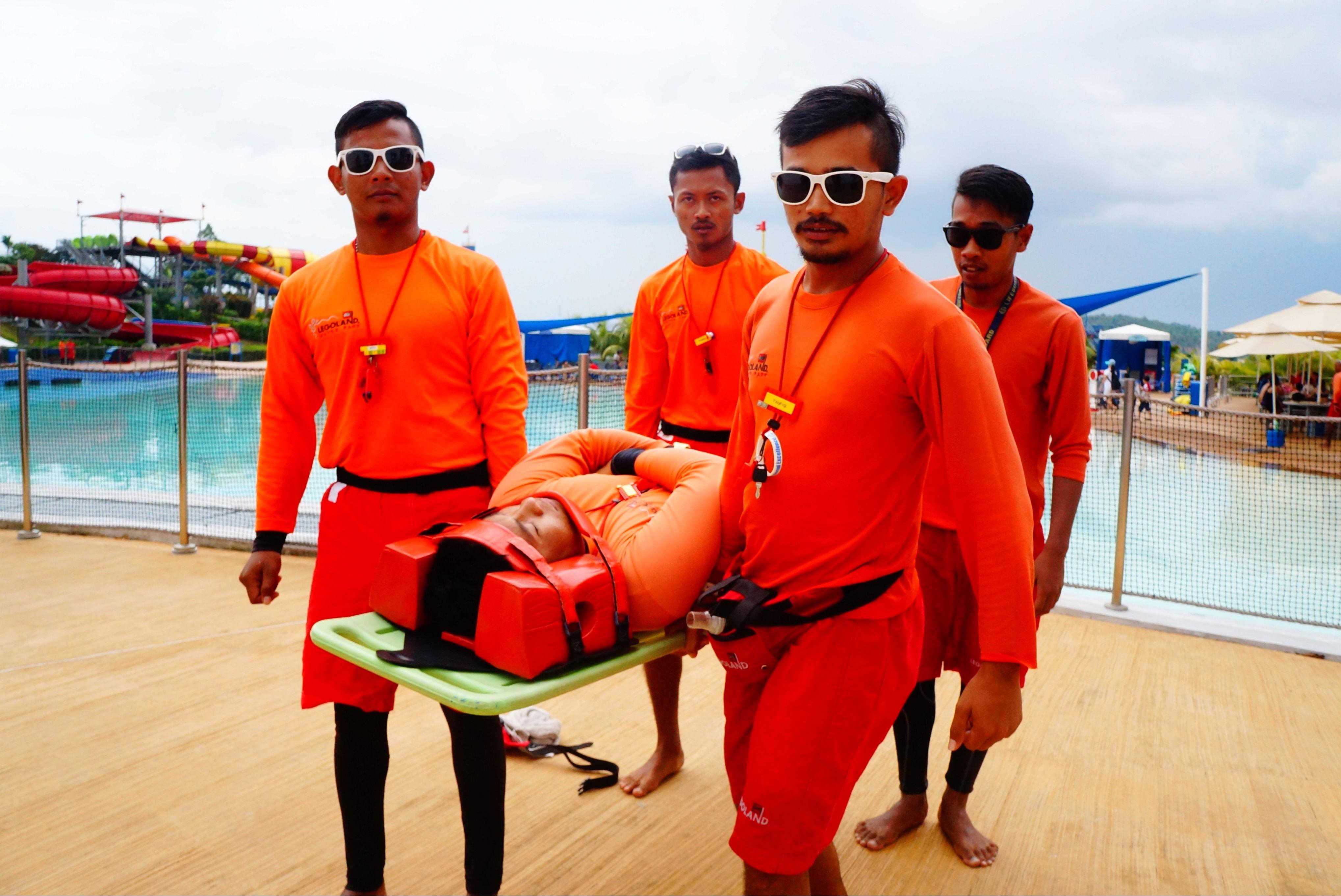 college essays on lifeguarding
