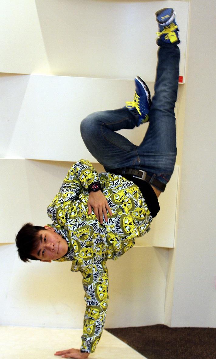 Dennis Yin. Photo: LOW LAY PHON/The Star