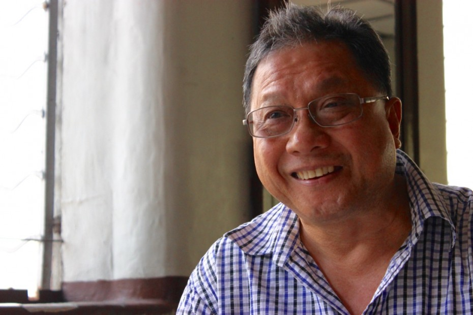 David Chiang's blood, sweat and tears have paid off with the success of Restoran Hua Mui over the years. But the humble owner credits the customers for keeping the business alive for the past 69 years.