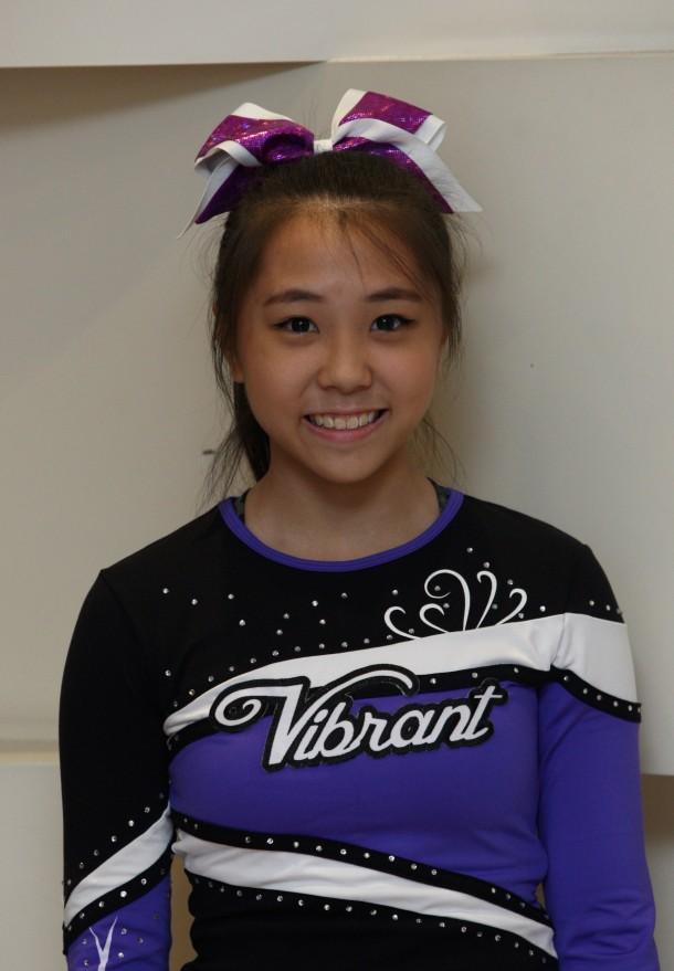 Team Vibrant captain Lee Ivy. RAYMOND OOI/ The Star
