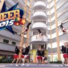 VIDEO: Warriorz cheerleaders fell in love with the sport after joining the team