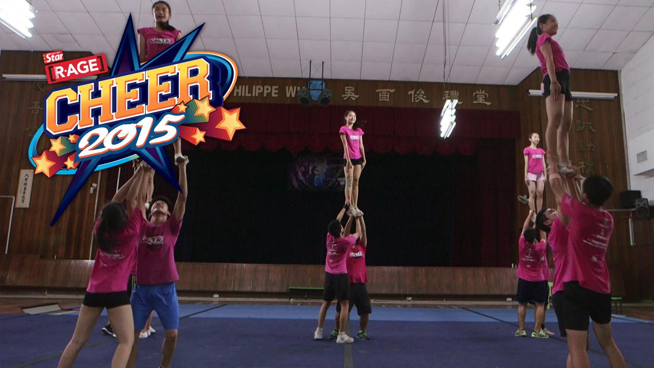 cheerleader stereotypes