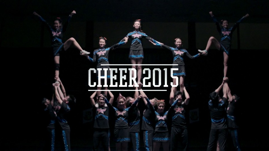 The CHEER 2015 promo video, brought to you by R.AGE.