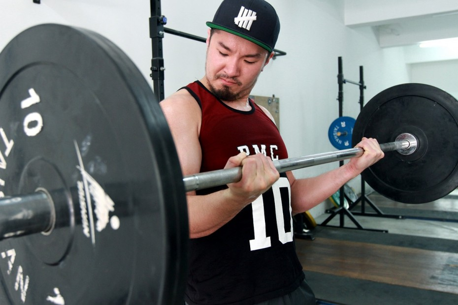 """It takes a lot of perseverance because you'll need months or maybe years to build your body strength. You'll need a dedicated regime, where you'll spend hours and hours in the gym. a lot of mental strength and tenacity at the same time to push yourself to greater limits,"" said Lim."
