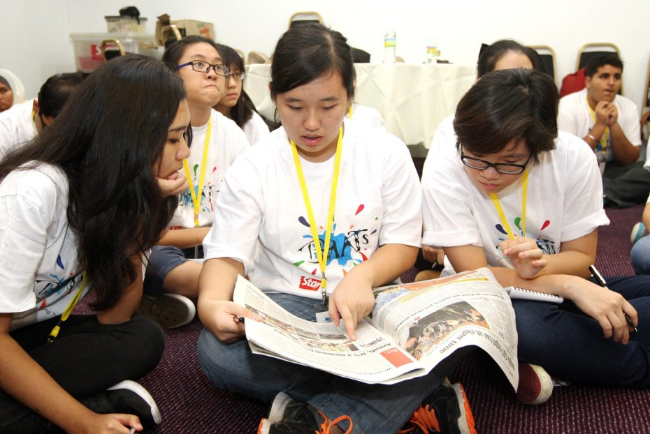 During the BRATs workshop, participants will be trained on how to come up with story angles, upload the stories online and share them on social media. Then, they'll be putting their skills to the test through field assignments. -- SAMUEL ONG/The Star