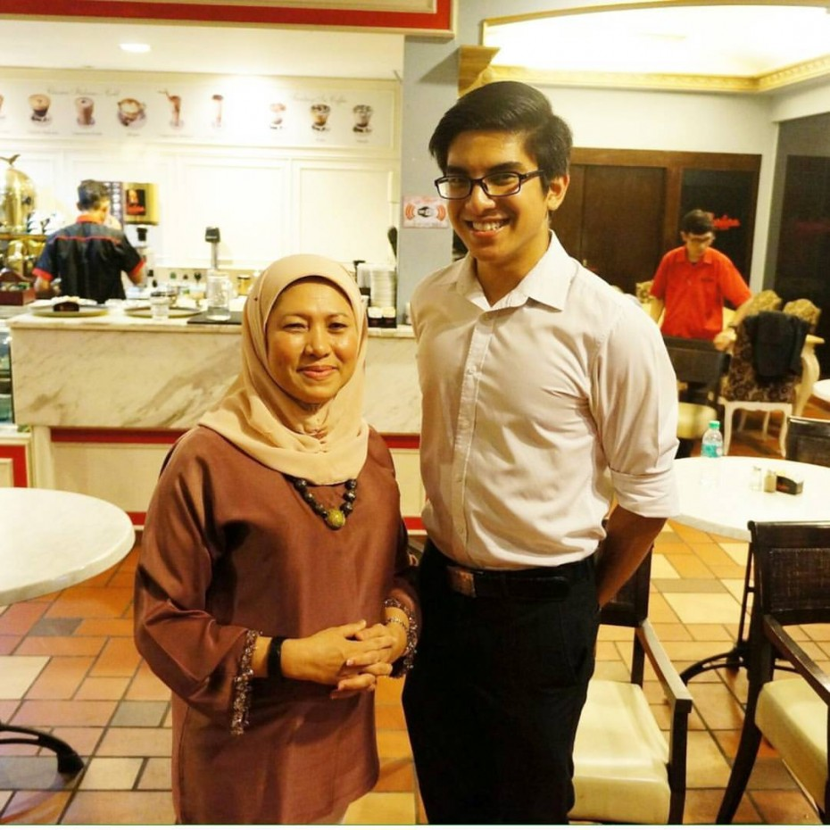 Two years ago, Saddiq participated in the Perdana Fellows programme where he was paired up with Minister in the Prime Minister's Department Nancy Shukri.