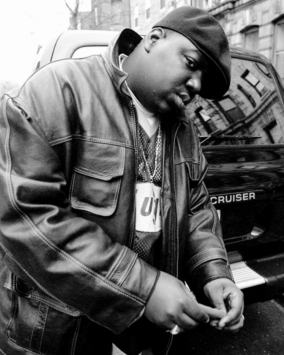 Notorious B.I.G, aka Biggie,  may have passed away in 1997, but the hip hop scene is still uber fresh.