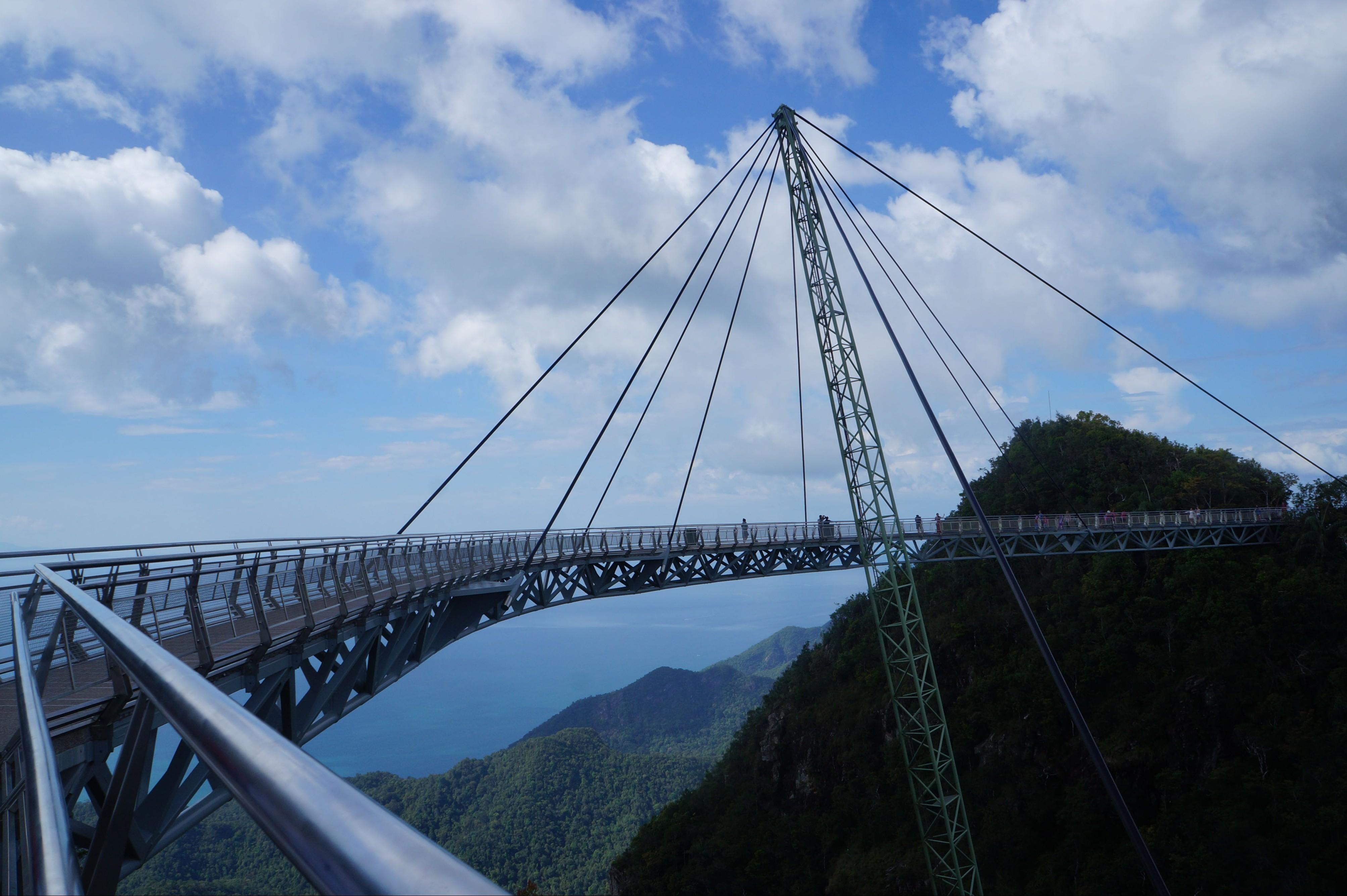 Bridging The Gap At Langkawi S Skycab And Skybridge R