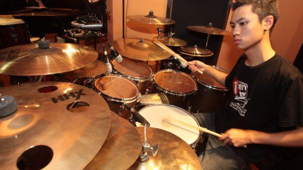 Modern Drummer Magazine Prodigy Drums Drumming Berklee