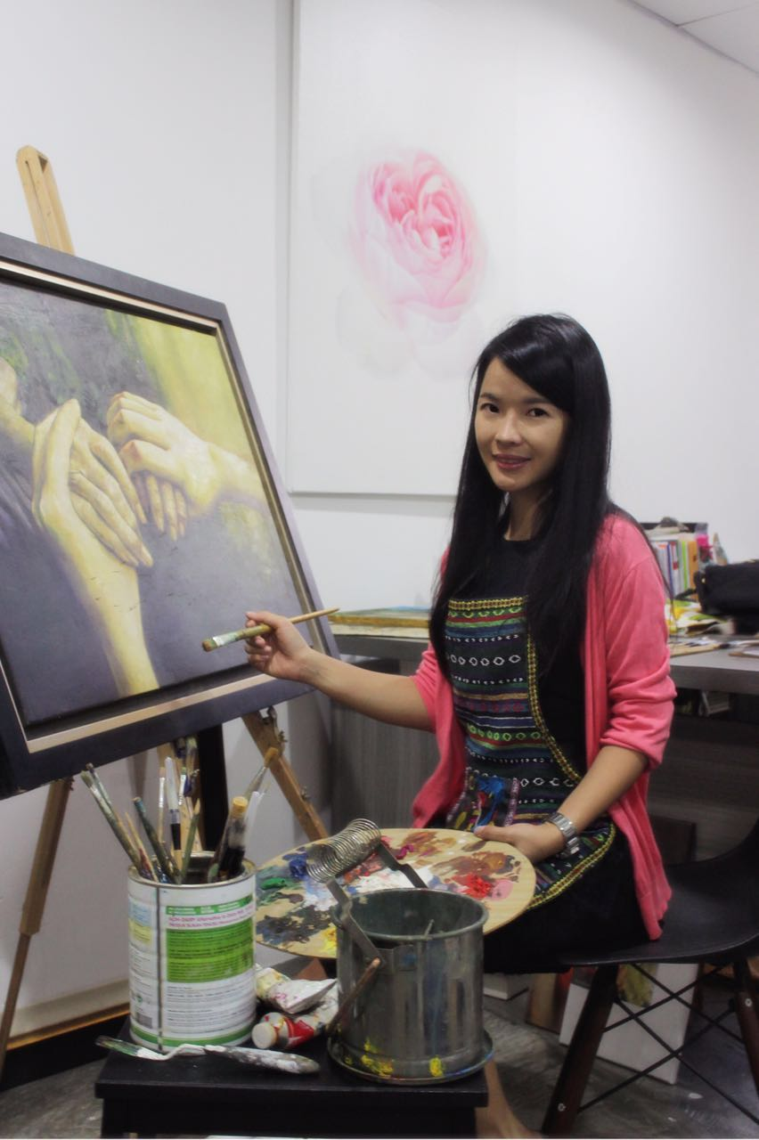 Tung said government support is essential for creativepreneurs to progress.