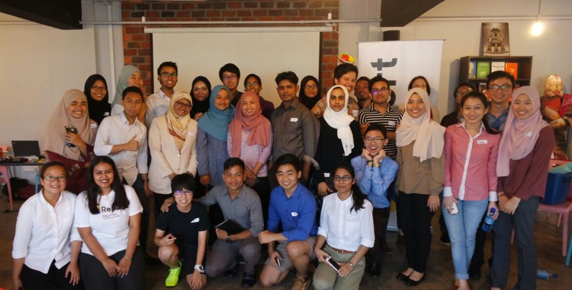 Youth advocates in Malaysia were brought together recently for a U-Report workshop and training session.