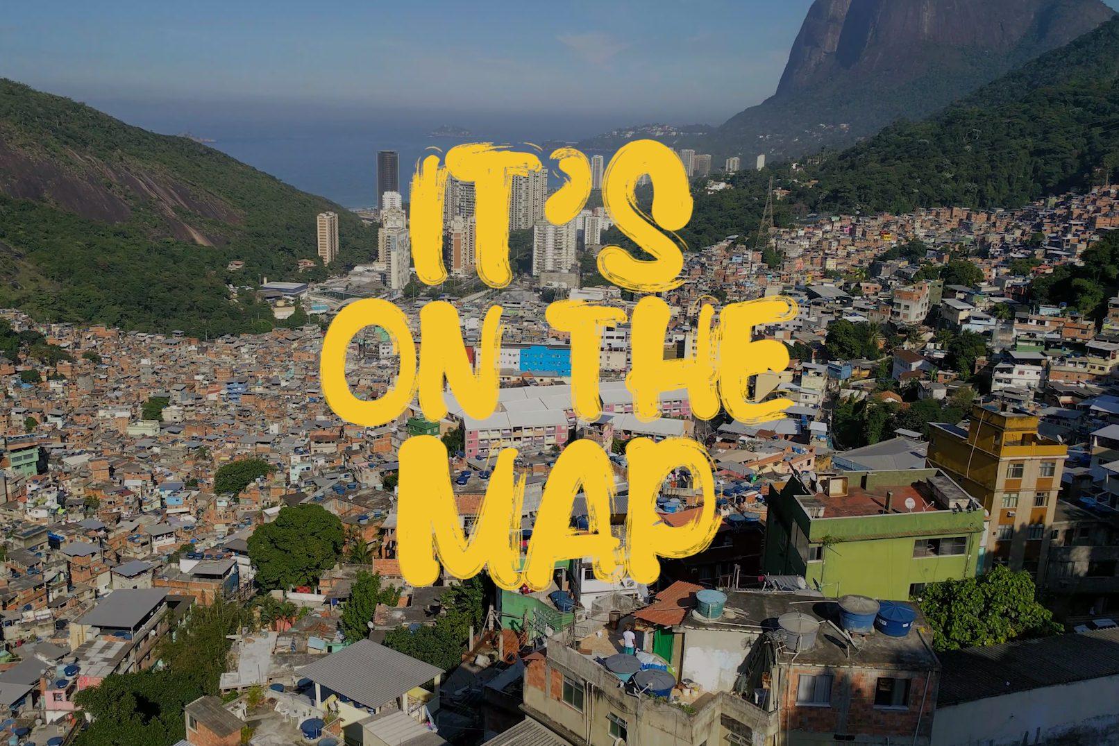 Olympics Favela