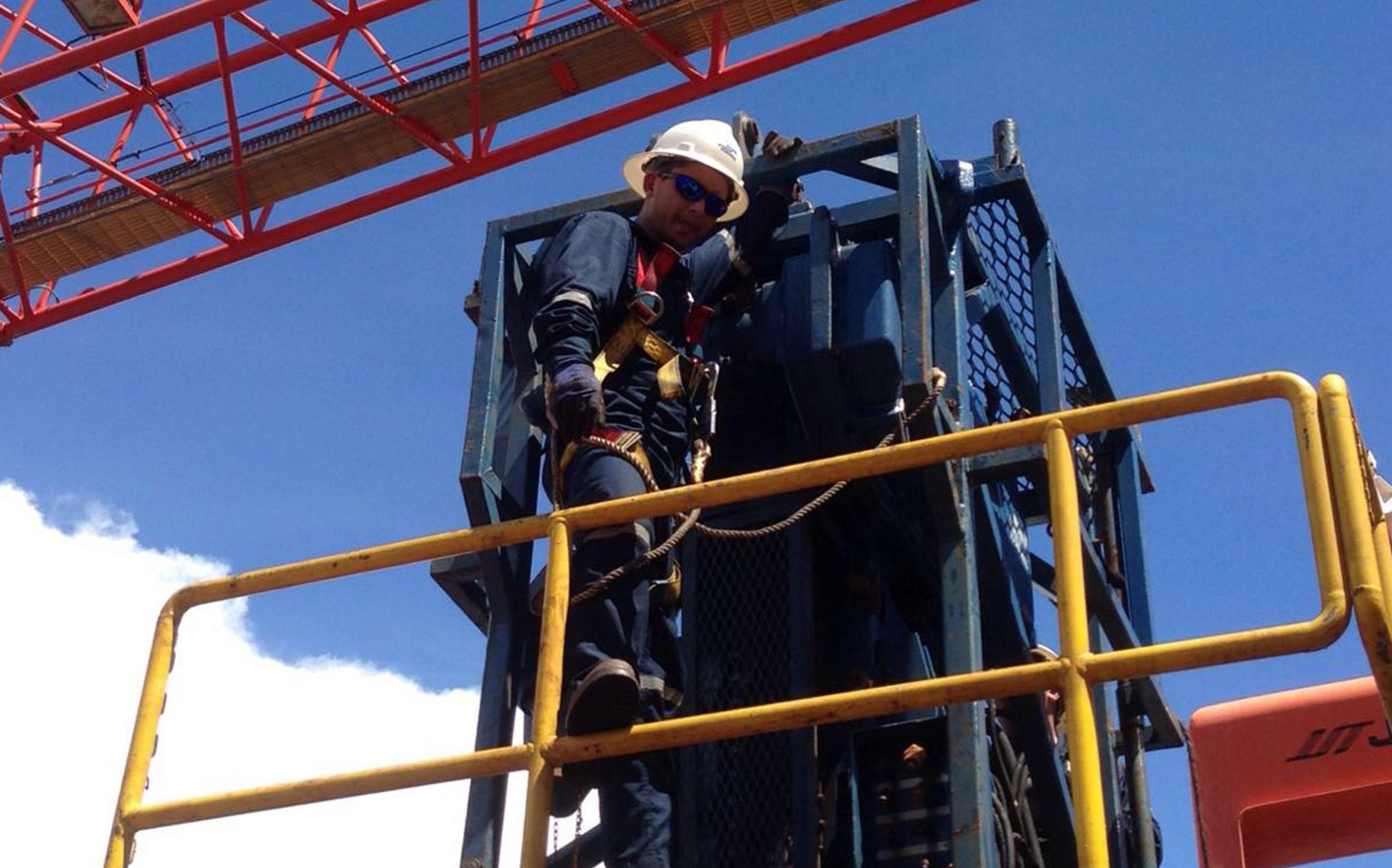 Sarawak Petroleum Oil Crisis Rig Offshore Platform