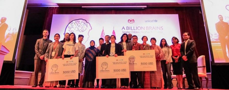 The top three finalists of the HLM3 Youth Innovation Challenge, which saw 44 participants from 17 countries pitch their ideas for social innovation, received US$5000 (RM20,000) each to fund their projects.