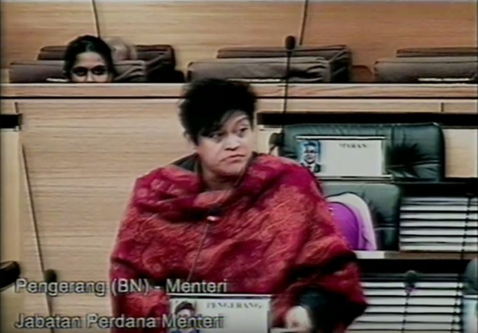 Azalina heads the Government's new sexual crimes task force, set up after the Richard Huckle case and the launch of R.AGE's Predator In My Phone documentary series
