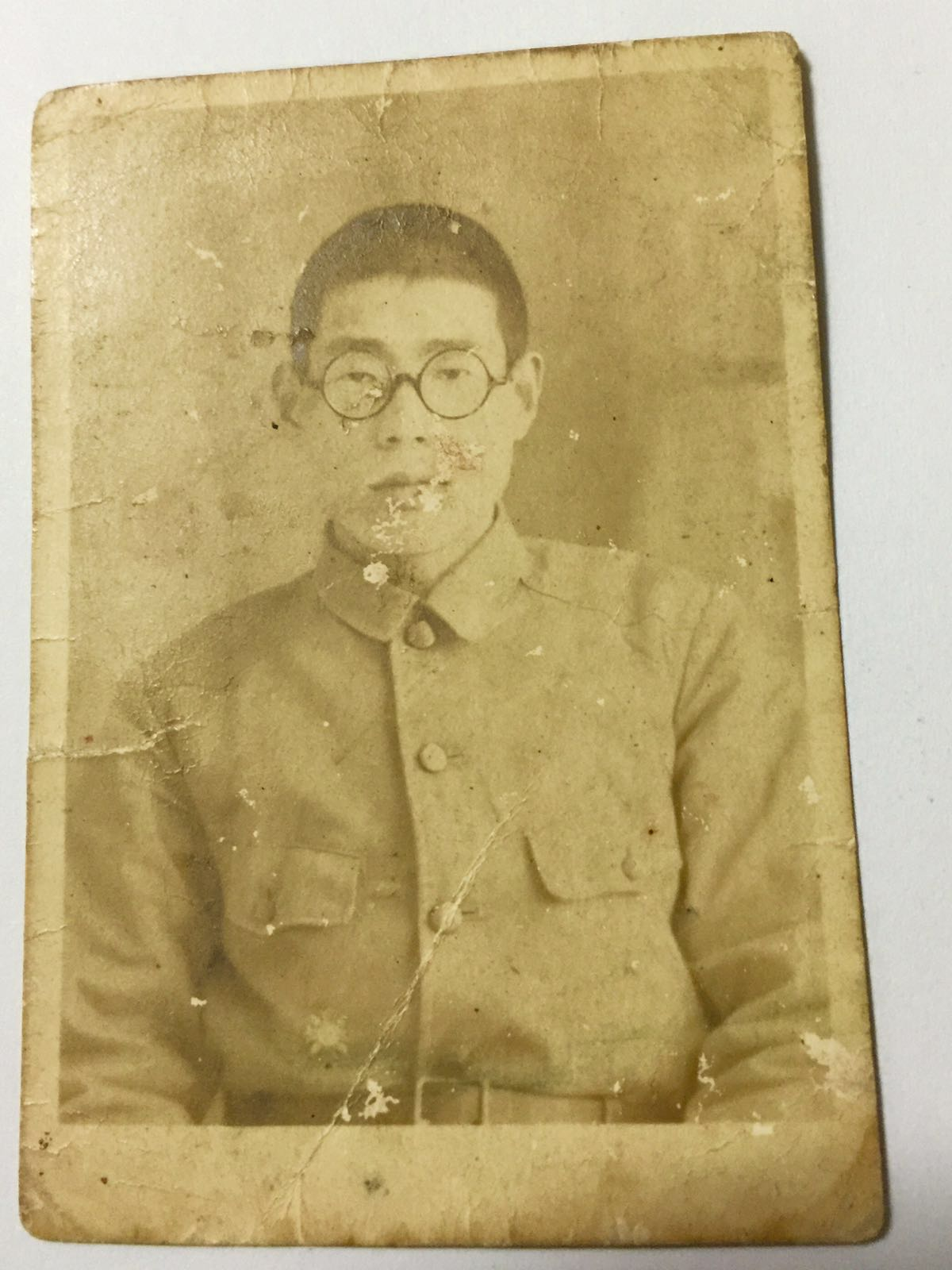 A member of the Japanese home guard that Lim befriended and had tried to get in contact with after the war. Lim considered him a friend, and dreamt of returning to Japan one day.