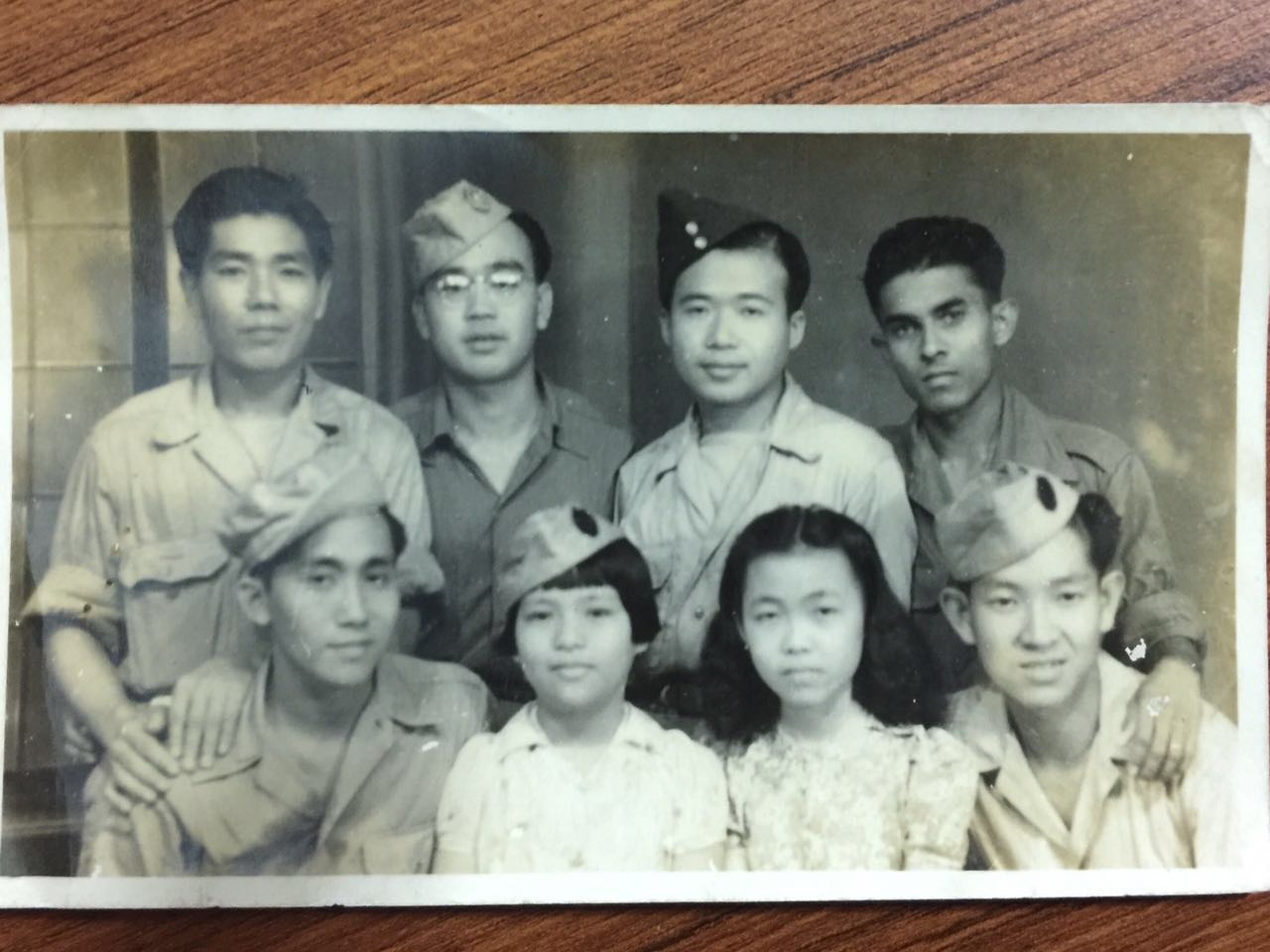 Last Survivors Lim Chung Bee at 17 years old