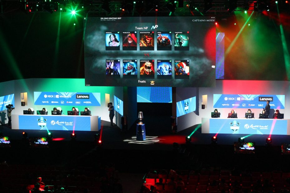 The ESL One Dota 2 championship was held in Genting Highlands two weeks ago, the first time the event was held in South-East Asia. Team Fnatic (pictured left) were one of two teams representing Malaysia at the competition.