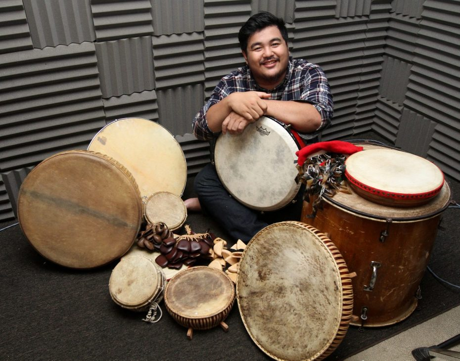 Unfazed by the death threats he received in the United States, Abdul Karim still wants to share traditional Malay music with young people, both locally and internationallly.