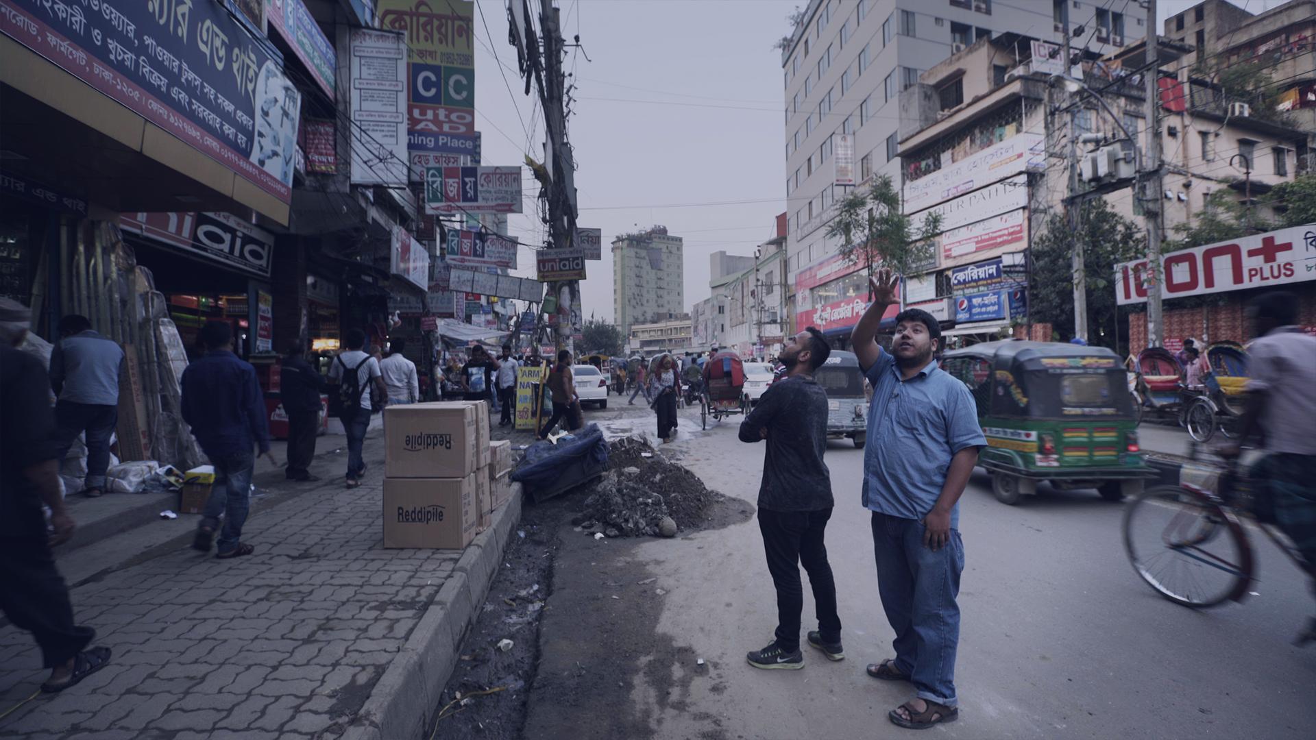 Desperate in Dhaka